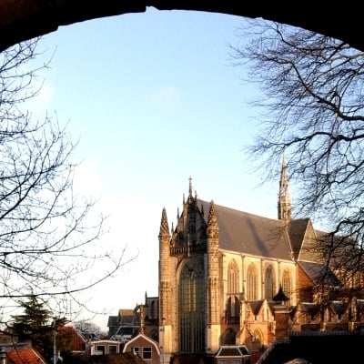 Leiden - 'City of Discoveries'