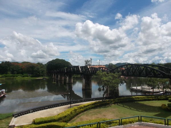 Kanchanaburi - A Trip up the Death Railway